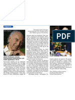Albert Hofmann, svensk farmaceutisk hedersdoktor