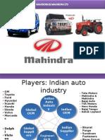 MAHINDRA & Mahindra analysis