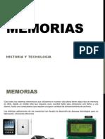PLD - Clase X - Memorias