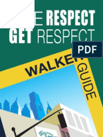 Give Respect Handouts