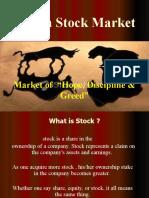 Indian Stock Market1