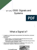 Intro to Signals