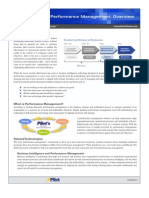 performance mgt overview