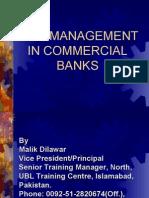 risk management in commercial banks