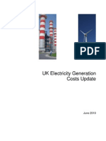71 Uk Electricity Generation Costs Update