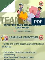 Teamwork 444