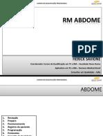 Rm Abdome