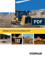 Linea de Productos Caterpillar