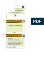 2. Inventory Management STU