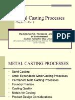Ch11 Metal Casting 1