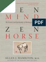 Zen Mind, Zen Horse BLAD
