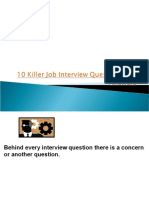 10 Killer Job Interview Questions and Answers_edit
