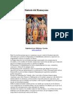 AD - Sintesis Del Ramayana