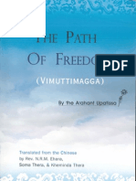 32131566 the Path of Freedom Vimuttimagga