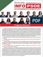 PROGRAMA ELECTORAL PSOE VILLAR DEL ARZOBISPO
