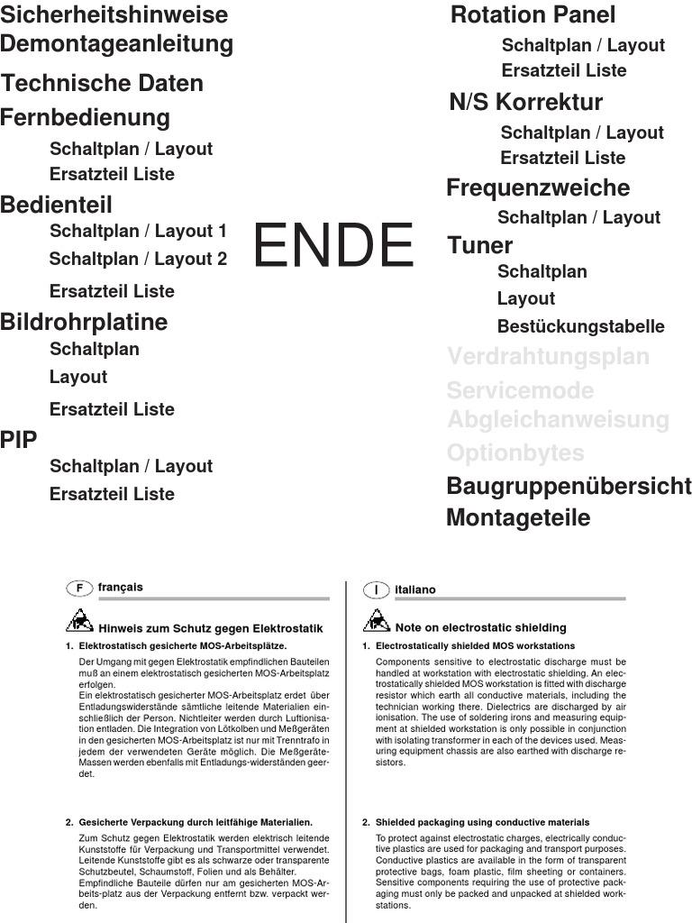 Beste Schaltpläne Für Wechselstrom Geräte Ideen - Schaltplan Serie ...