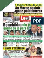 LE BUTEUR PDF du 19/05/2011