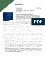 Research PDR en 2011[1]