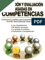 1 El diseño curricular,Planeación y evaluación basada en competencias
