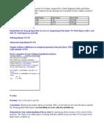 Hypothesis Test Comparing Groups Categorical (1) Jr