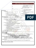 APA Cheat Sheet 6th Edition v2 PDF