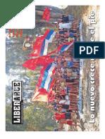 Periódico Liberarce marzo - abril 2011