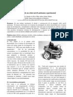 WCAFR2004-06-RobotMovilAutonomoExperimental