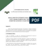 Lab Oratorios de La Universidad de Colima
