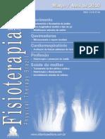 Frequência dos disturbios álgicos da coluna vertebral e tratamento osteopático