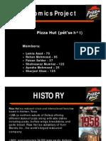 Economics Report on Pizza Hut [Compatibility Mode]