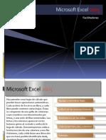 Microsoft Excel 2003