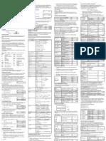 Hp-9s-pt Manual