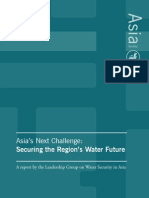 Water Security Asia Report