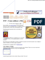 Tutorial FileZilla