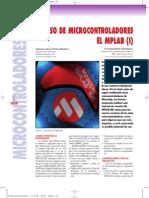 CURSO DE MICROCONTROLADORES EL MPLAB