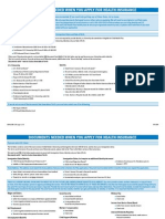 Document Check List