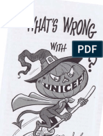 What's Wrong With UNICEF