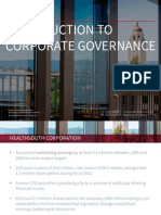 01. Introduction to Corporate Governance - Quick Guide Series