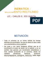 Ci Nematica 1- Movimiento Rectilineo - Mru - Mruv - Mcl-bn
