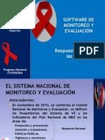 Presentación Software de M&E