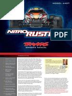Rustler Manual