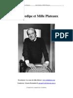 Deleuze Gilles Y Guattari - Mil Mesetas El Antiedipo
