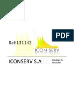 Iconserv Ref 131142