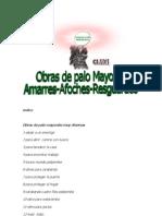 Obras de Palo Mayombe