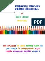 Outline Proposal (Penggunaan Media Grafis Pada Anak SD)
