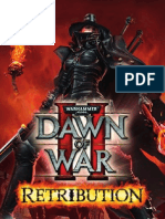 Dawn of War II - Retribution Manual_AU