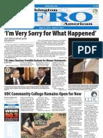 Washington D.C. Afro-American Newspaper, May 21, 2011