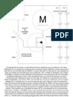 esquema elétrico do carrinho e funcionamento