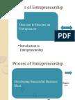 Ch02 Process of Entrepreneurship
