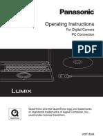 Manual Usuario Lumix Fz8